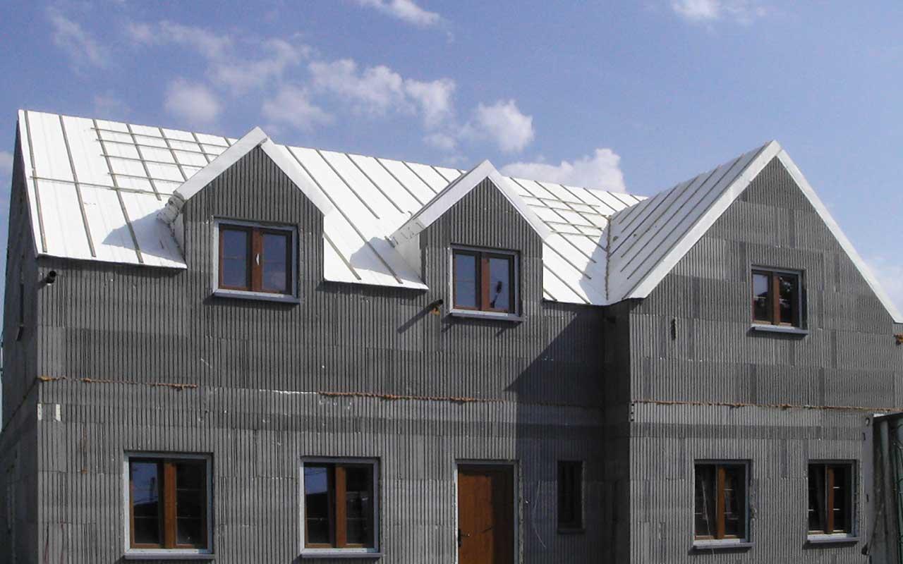 Euromac2 dakelementen zijn geschikt voor het maken van dakkapellen