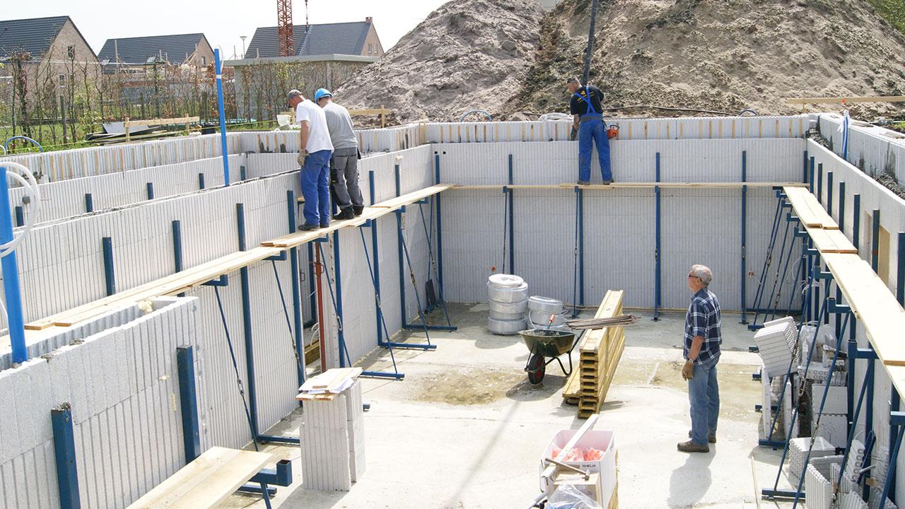 Euromac2 bouwmethode