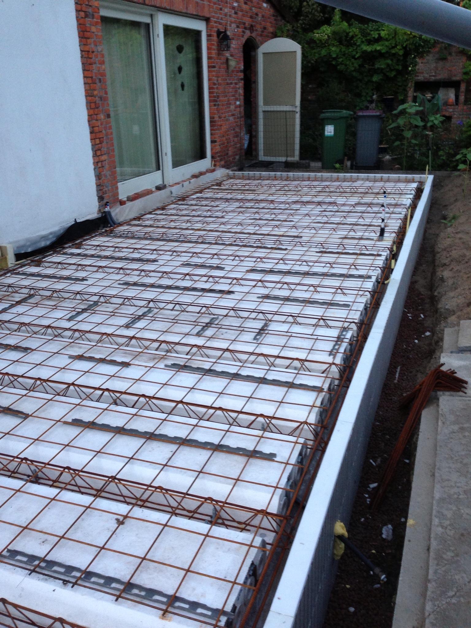 Euromac2 vloerplaten voor zelfbouw